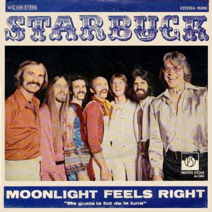 Starbuck Moonlight Feels Right