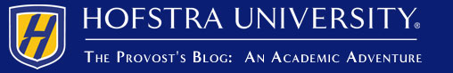 Hofstra University Provost's Blog