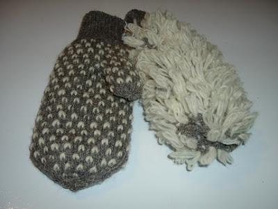 Newfoundland mittens - Knitting Paradise - Forum