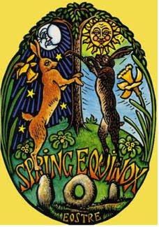 Seven gifts of druidry Vernal+Equinox