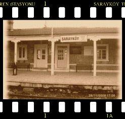Sarayköy Tren İstasyonu