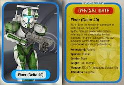 """Delta-40 """"Fixer"""""""