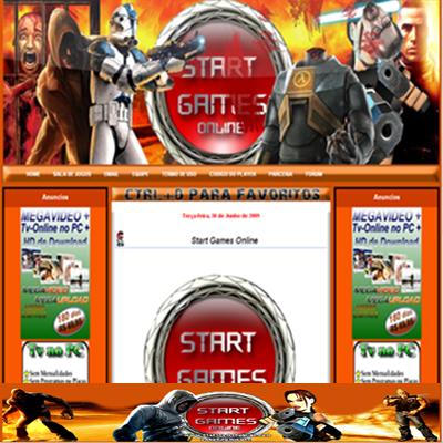 start games online