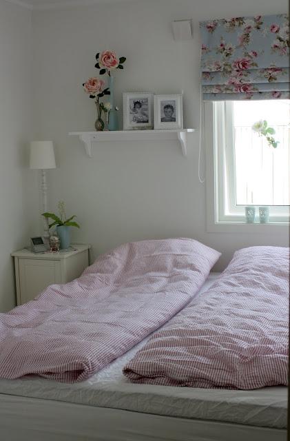 Lyse drømmer: vårt soverom