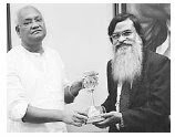 RAJARAM MOHANROY AWARD MAY 2009