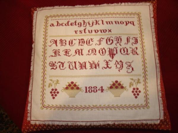 questo è il meraviglioso cuscino inviatomi da turipina