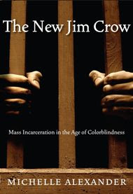The New Jim Crow book jacket