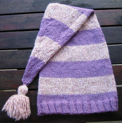 Knit Stocking Cap Pattern : FREE KNITTING PATTERNS FOR STOCKING CAPS   KNITTING PATTERN