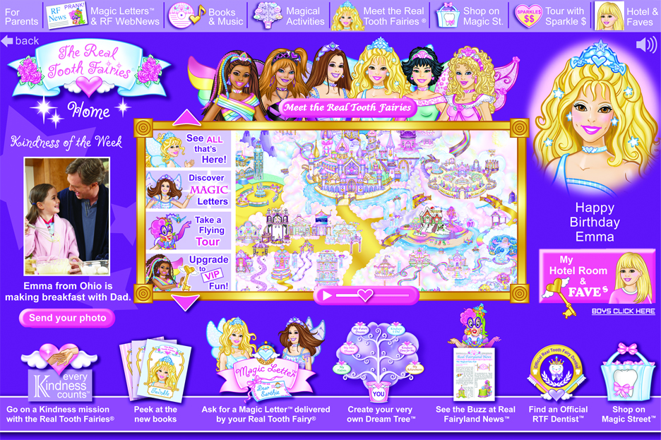 Real tooth fairy land the real tooth fairies and