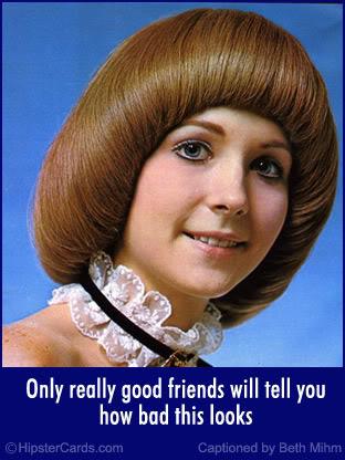 bad short haircuts women