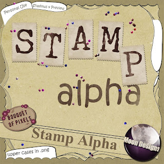 http://bouquetofpixels.blogspot.com/2009/04/stamp-alpha-by-moon-designs.html