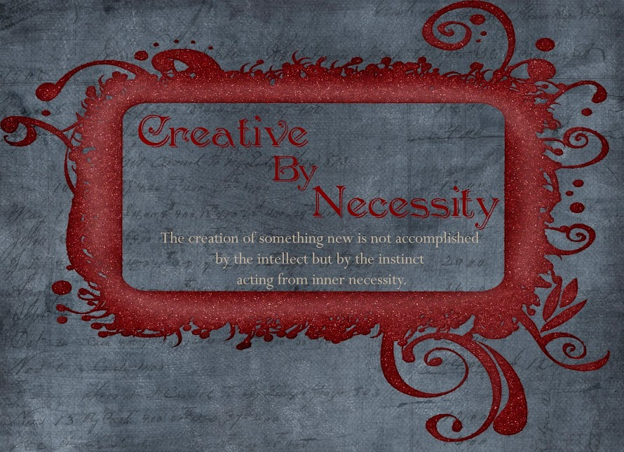 Creative By Necessity