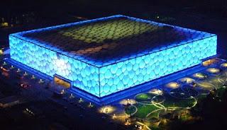 Cubo de Agua de Beijing