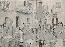 I TROBADA DE GRALLERS I GEGANTS A TORREGROSSA