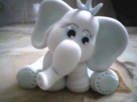 Elefante Celeste Mimoso