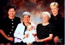 FIVE GENERATIONS OF WOMEN