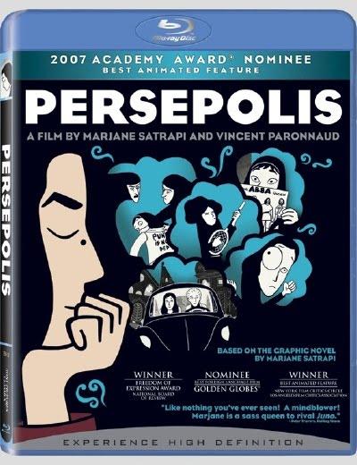 Persepolis (2007) [HDRip-AC3][Spanish]