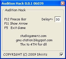 Cheat AyoDance Audition Hack 0.0.1(Updated)