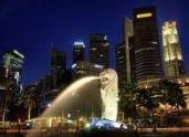 About Singapore Merlion Park