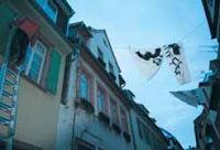 Heidelberg, Altstadt, Dreikönigsstrasse, LindA, Lärm, Randale, Dreck