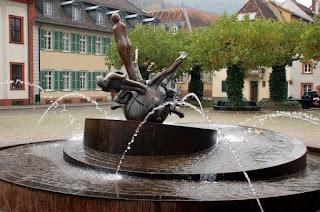 Heidelberg, Altstadt, LindA, Karlsplatz, Frühstück