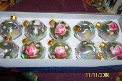 Rose Ornies