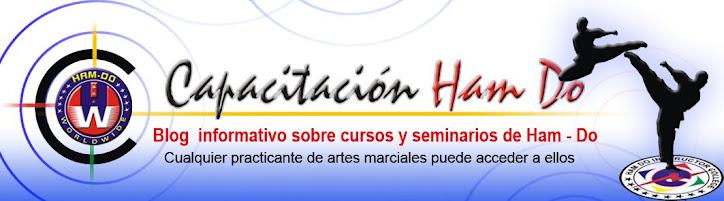 Blog sobre cursos y seminarios de Ham Do
