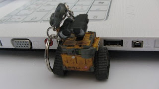 WALL-E USB Toy 8GB USB Thumbdrive