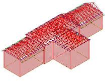 3D Truss Layout