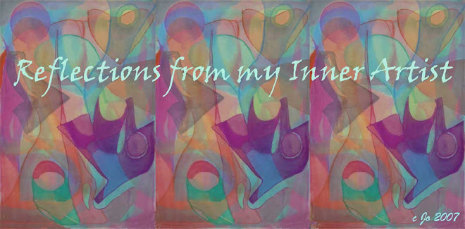 Reflections from my Inner Artist