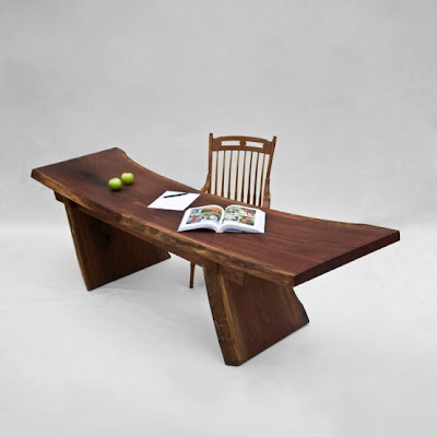 Beautiful Furniture Design on Interior Design And Style Ideas  Natural Wood Furniture For