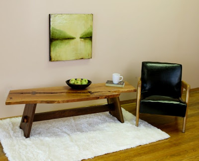 Site Blogspot  Room Furniture on Natural Wood Furniture For Contemporary Room Design   Interior Design