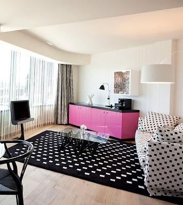 Italian Luxury Hotel Interior Design