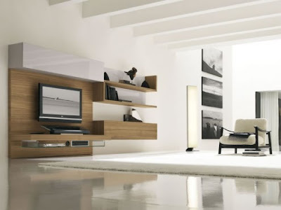 Ultra Modern Living Room