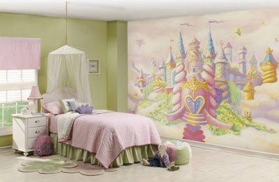 Cool Kids Bedroom Theme Decoration Ideas 9