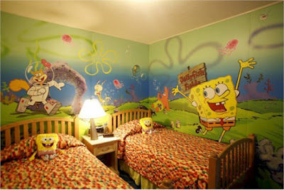 Cool Kids Bedroom Theme Decoration Ideas 2