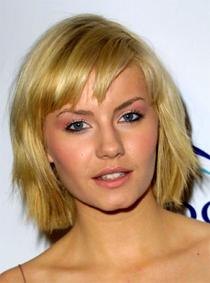 Cute Medium Hairstyles with Fringe for Summer 2010