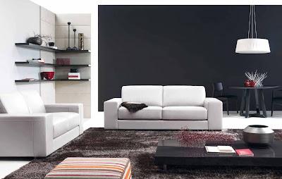 Modern Interior Design on Future House Design  Modern Living Room Interior Design Styles 2010 By