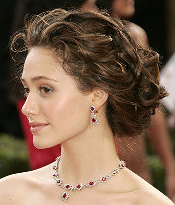 Prom Updos for Medium Length Hair