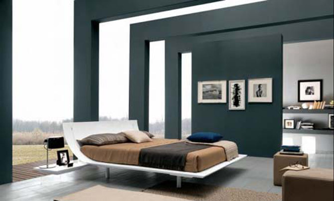 If You Want To Decor Your Bedroom Interior May Be This Ultra Modern Design From Presotto Italia Can Perfect Inspiration
