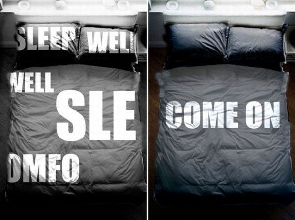Cool And Creative Bed Sheets For Bedroom