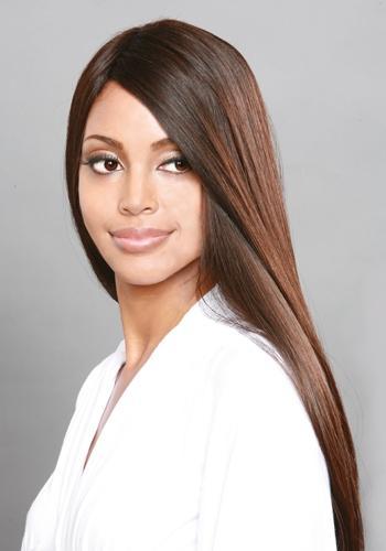 New Hairstyle Hair Fashion Silky Long Hair Silky Long