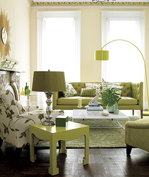 Living room designs living room designs ideas for Modern living room green
