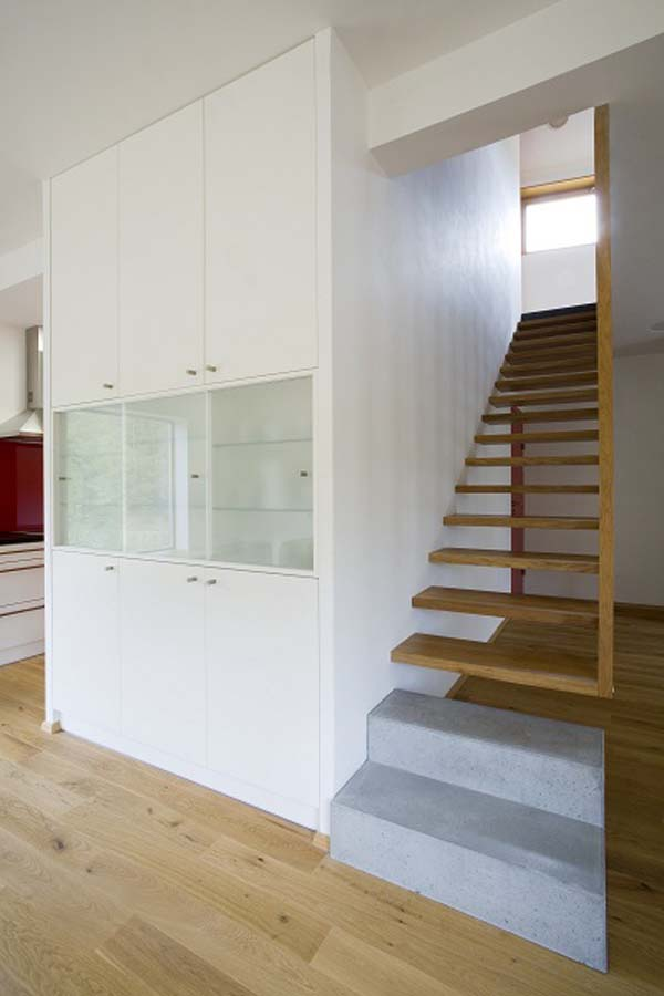 Interior bathroom designs beautiful wooden stairs design ideas - Stairs picture ideas and design ...