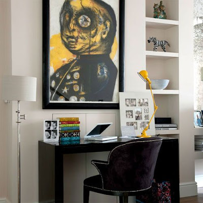 Home Office Design Ideas on Interior Design  Fresh Ideas For Decorating Home Office