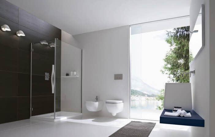 Modern Minimalist Bathroom Design Ideas From Rexa