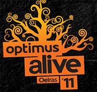 Foo Fighters en el Optimus Alive de Portugal