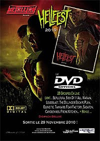 A la venta el DVD del HellFest 2010
