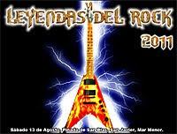 Topo, Fuck Off y Centinela primeros confirmados del festival Leyendas del Rock 2011