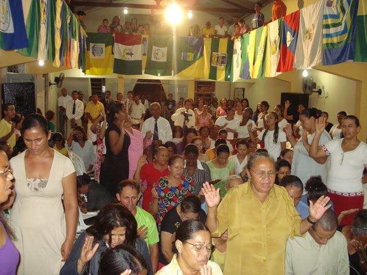 CONFERÊNCIA MISSIONÁRIA NA AD DO ORLANDO DANTAS